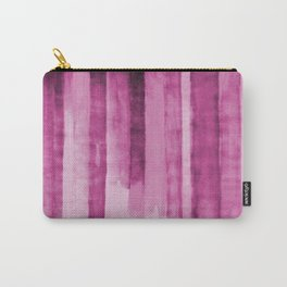 Pink Cascades Carry-All Pouch