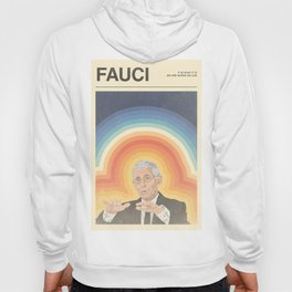 Fauci Poster Hoody