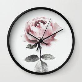flower 3 Wall Clock