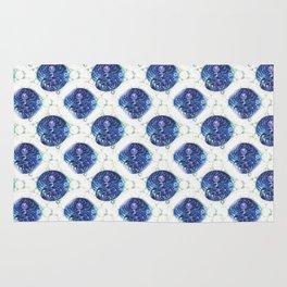 Blue Nautilus Rug