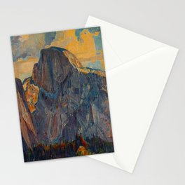 Vintage Yosemite National Park Stationery Cards