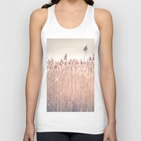 cape cod Tank Tops featuring Cape Cod Salt Marsh by ELIZABETH THOMAS Photography of Cape Cod