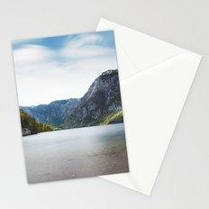 Lake Bohinj, Slovenia Stationery Cards