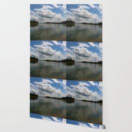 Yellowstone Lake View Wallpaper