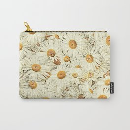 Daisies - Underfoot Carry-All Pouch