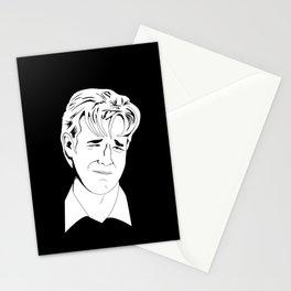 Crying Icon #1 - Dawson Leery - Black & White Variant Stationery Cards