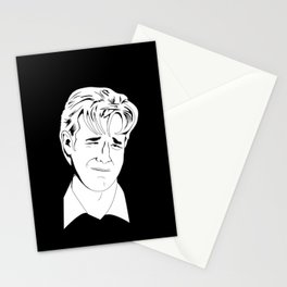 Crying Icon #1 - Dawson Leery - Black & White Variant Stationery Cards