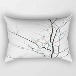 twiggy Rectangular Pillow