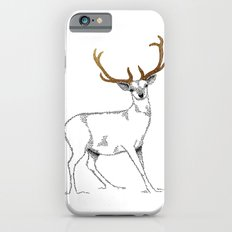 Golden deer iPhone 6s Slim Case