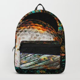Golf art print work vs 1 Backpack