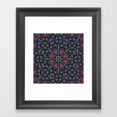 Africana Framed Art Print