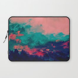 Painted Clouds IV Laptop Sleeve