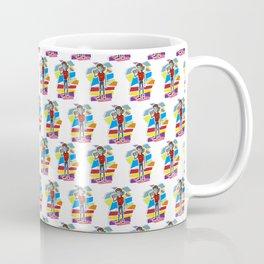 80s Vampire Coffee Mug