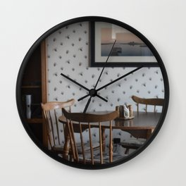 Vermont Country Kitchen Wall Clock