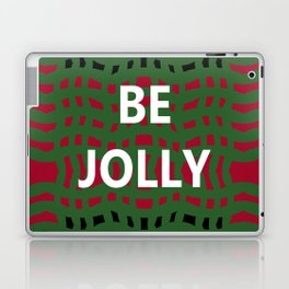Be Jolly for the Holidays Laptop & iPad Skin