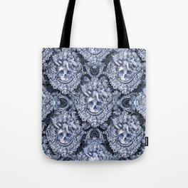 Skullique Tote Bag