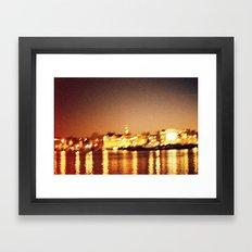 Pointillism #1 Framed Art Print