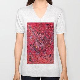Emotion on Canvas, 2016 Unisex V-Neck