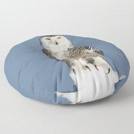 Tip of the iceberg Floor Pillow