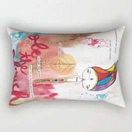 Be the Brush Bhoomie Rectangular Pillow