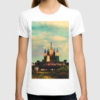 once upon a  time T-shirts featuring Once Upon a Time by Forgotten Beauty
