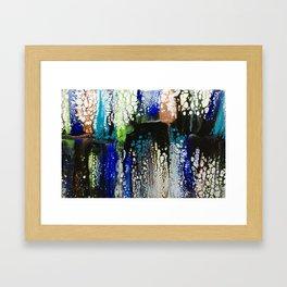 Effervescence Framed Art Print