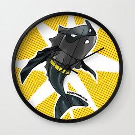 The Batfish Wall Clock