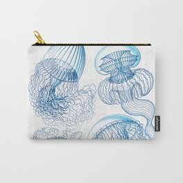 Jellyfish - Ocean Art Carry-All Pouch