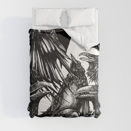 The Riot : Crows Comforters