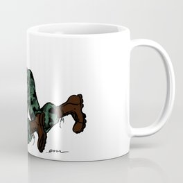 Lt. Xander Pin up Coffee Mug