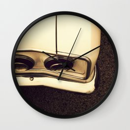Corvair Wall Clock