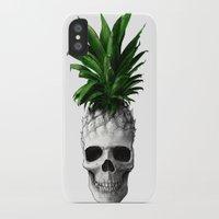 hawaii iPhone & iPod Cases featuring Hawaii by Sebastien Yarks