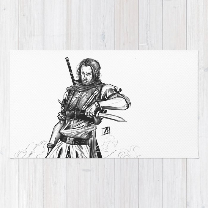 Rogue Warrior Rug