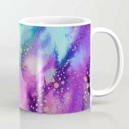 """Cosmic Lights"" Coffee Mug"