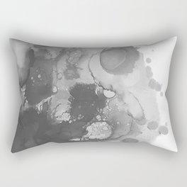 Moon Rocks Rectangular Pillow