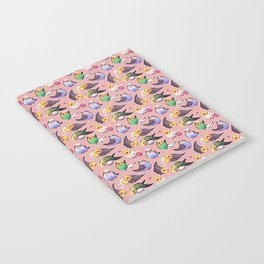 Budgies and Cockatiels Notebook