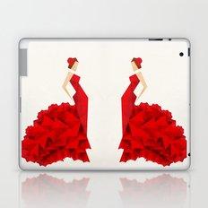The Dancer (Flamenco) Laptop & iPad Skin