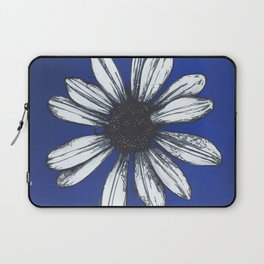 Symptom of Disorder in Cobalt Laptop Sleeve