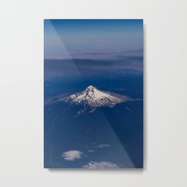 Pacific Northwest Aerial View - I Metal Print