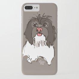 LulZ. Beige. iPhone Case