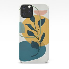 Abstract Modern Art 16 iPhone Case