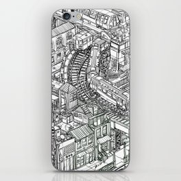 The Town of Train 2 iPhone Skin