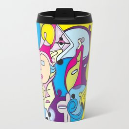 Beach Pop series Travel Mug