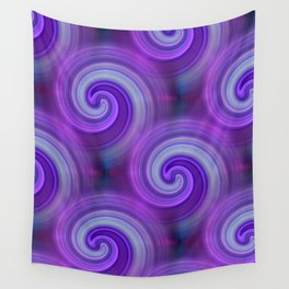 2D - abstraction -b- Wall Tapestry