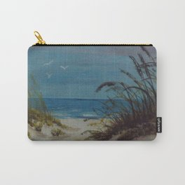 Sea Breeze Carry-All Pouch