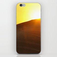Sunset Desert iPhone & iPod Skin