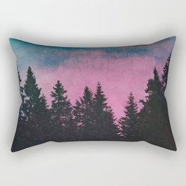 Breathe This Air Rectangular Pillow