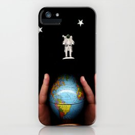 All of Earth and Space iPhone Case