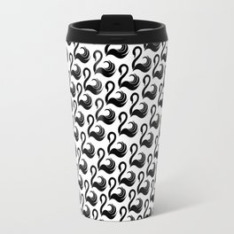 The Sign of the Swan Travel Mug