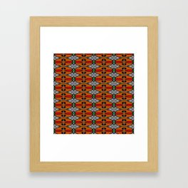 healt Framed Art Print